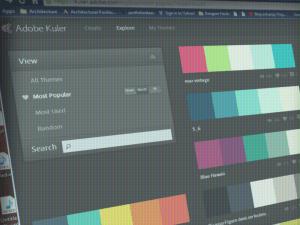 Free tools for designers - Adobe Kuler