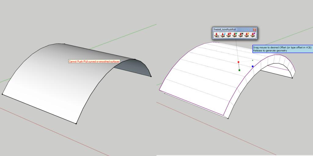 joint push pull sketchup plugin