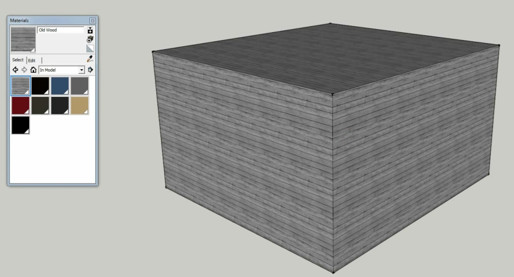 How to Import Sketchup Textures Create Custom Materials Designer