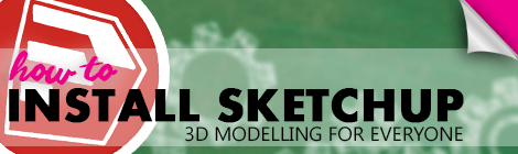 how to install sketchup