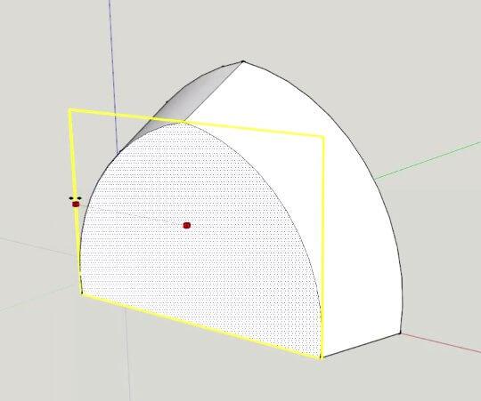 sketchup complex curves