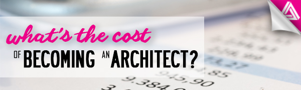 The cost of becoming an architect_featured image