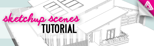 Sketchup scenes tutorial_Featured Image
