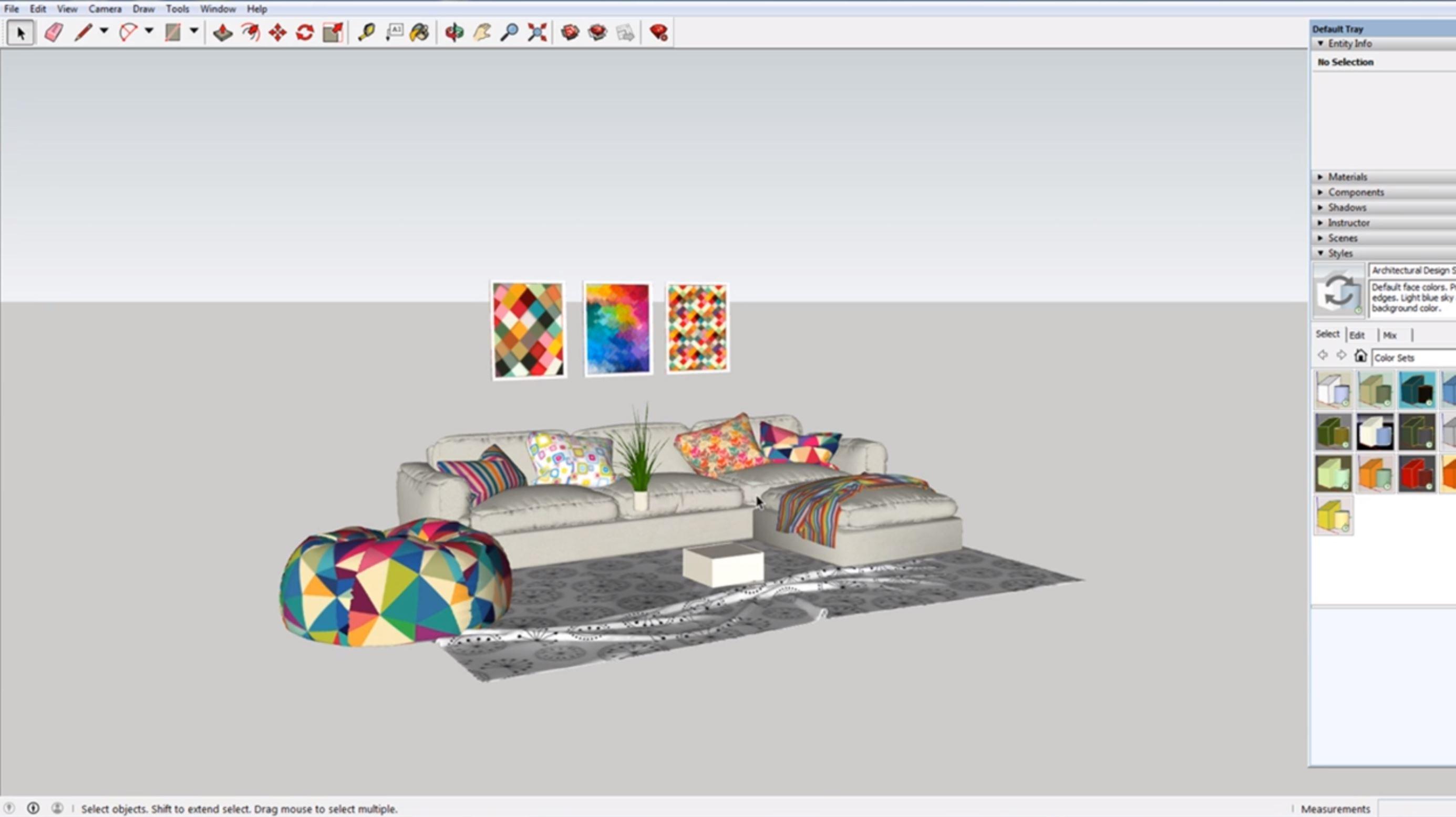 Sketchup PNG model