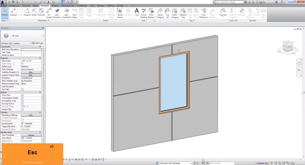 Revit Shortcuts: 50 Basic Tools and Commands