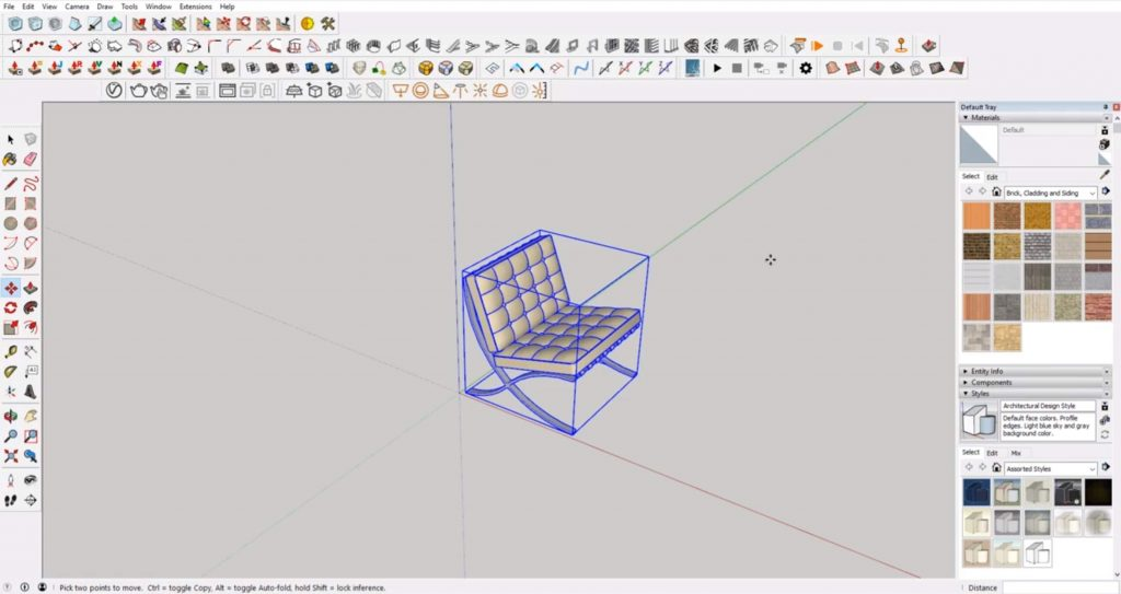 How to Import from Sketchup to Blender Tutorial