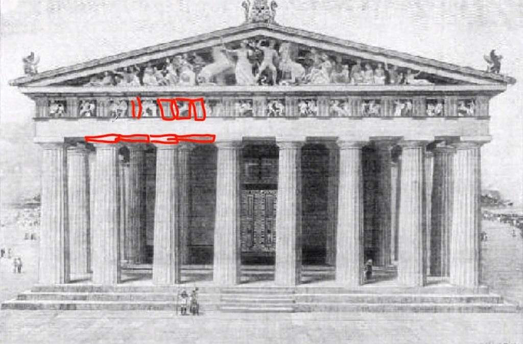 design tips: Parthenon proportions
