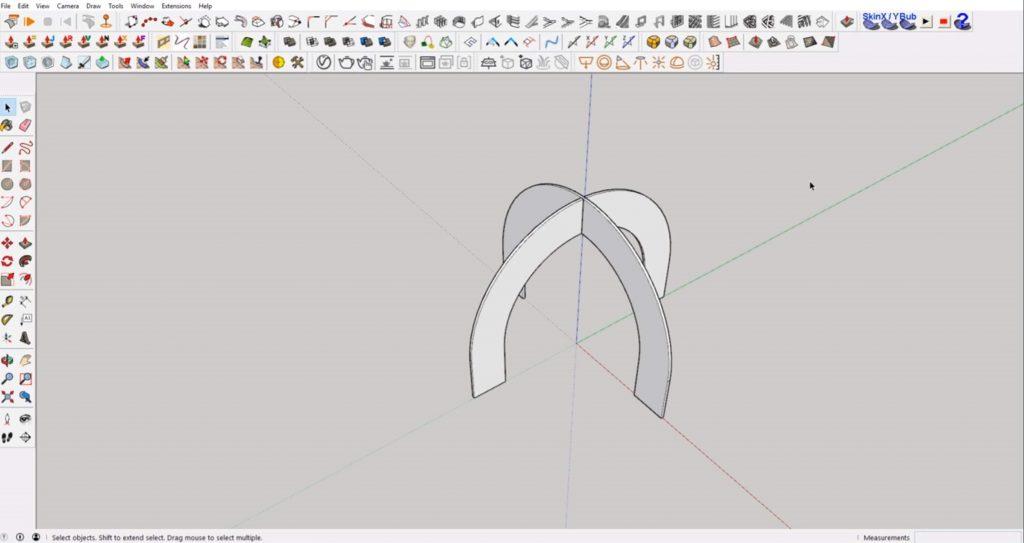 final interlocking shapes
