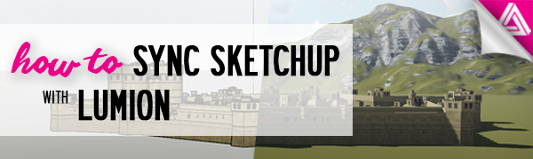 Featured Image_How to Sync Sketchup with Lumion